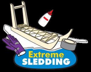 Extreme Sledding